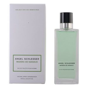Men's Perfume Madera Naranjo Homme Angel Schlesser EDT 100 ml