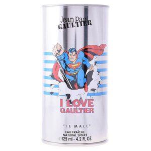 Men's Perfume Le Male Superman Jean Paul Gaultier EDT 125 ml