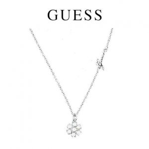 Colar Guess® Silver California Sunlight