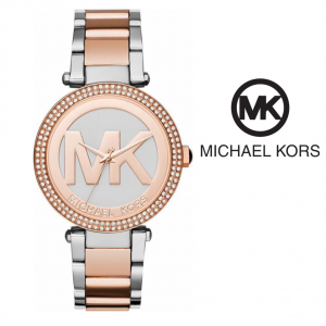 Michael Kors® Parker Rose Gold Watch | 10ATM