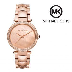 Relógio Michael Kors® Parker Crystal Rose Gold Tone | 10ATM
