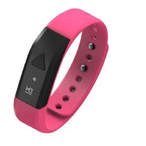 Pulseira Bluetooth Inteligente | Rosa
