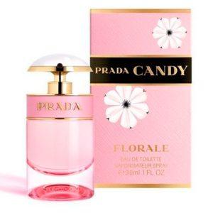 Prada - PRADA CANDY FLORALE edt vaporizador 30 ml