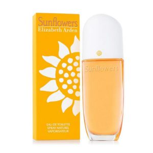 Women's Perfume Sunflowers Elizabeth Arden EDT 100 ml