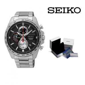 Relógio Seiko® Neo Sports Prateado | 10ATM