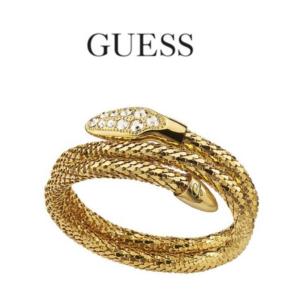 Pulseira Guess® Gold Snake