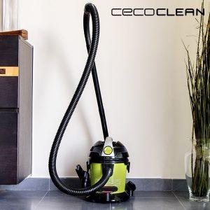Aspirador de Sólidos e Líquidos Cecoclean Wet & Dry Easy 5033
