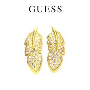 Brincos Guess® Gold Palms