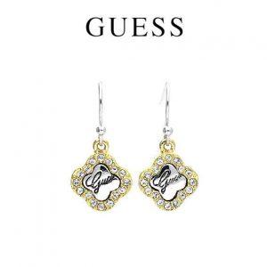 Brincos Guess® Silver Guess