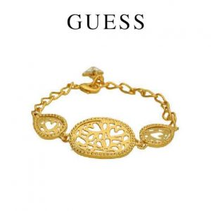 Pulseira Guess® Golden Riviera