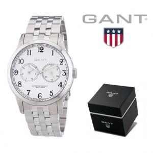 Relógio Gant® Grayson Prateado | 5ATM