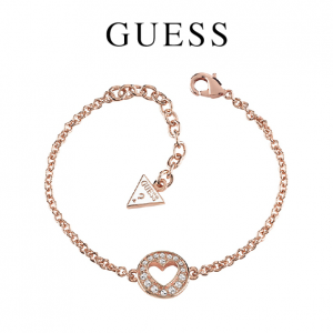 Guess® Pulseira Pietre Donna Rose Gold