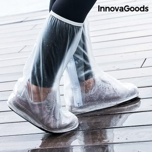 Pack 2 | Impermeável Com Bolsa para Calçado InnovaGoods Gadget Cool