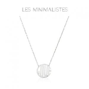 Les Minimalistes® Colar Ambre Love