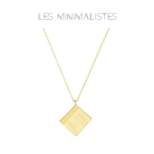 Les Minimalistes® Colar Charline Once Upon a Time