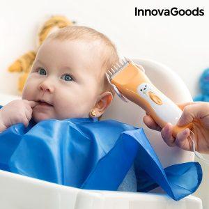 Máquina de Cortar Cabelo para Bebé Recarregável Innovagoods