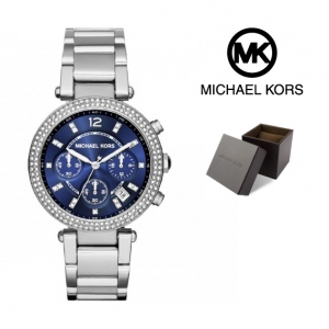 Relógio Michael Kors® Parker Chronograph Navy | 10ATM