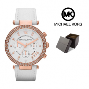Relógio Michael Kors® Parker Chronograph Rose Gold | 5ATM