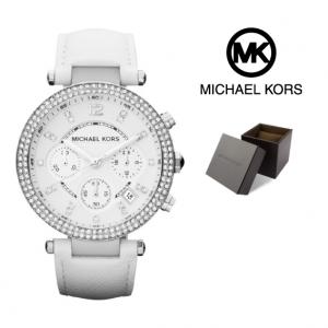 Relógio Michael Kors® Parker White | 10ATM
