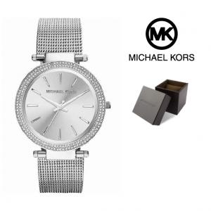 Relógio Michael Kors® Darci Silver | 5ATM
