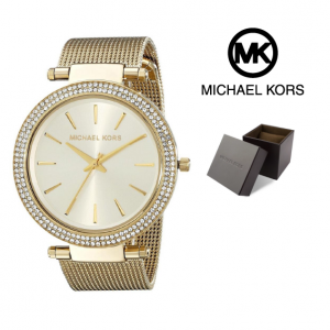 Relógio Michael Kors® Darci Gold | 5ATM