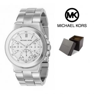 Relógio Michael Kors® Silver Chronograph | 5ATM