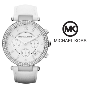 Watch Michael Kors® Parker White | 10ATM