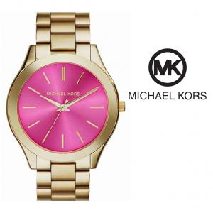 Michael Kors® Runway Slim II Pink Gold Watch | 5ATM