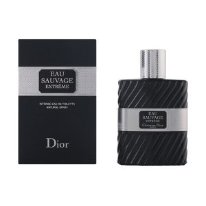 Dior - EAU SAUVAGE EXTREME INTENSE edt vaporizador 50 ml