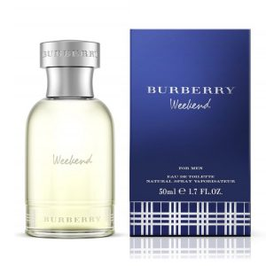 Burberry - WEEKEND MEN edt vaporizador 50 ml