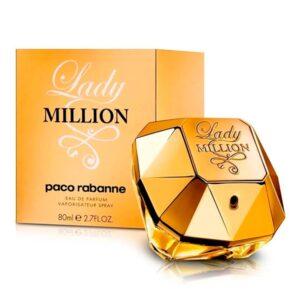 Women's Perfume Lady Million Paco Rabanne EDP 30 ml