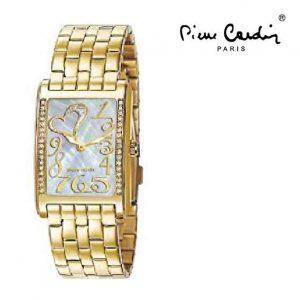 Relógio Pierre Cardin® Gold Heart | 3ATM