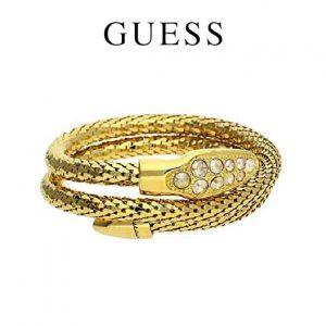 Bracelet Guess® Gold Snake