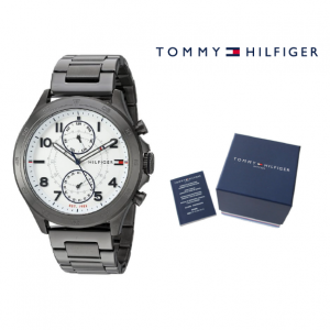 Relógio Tommy Hilfiger® Hudson | 5ATM