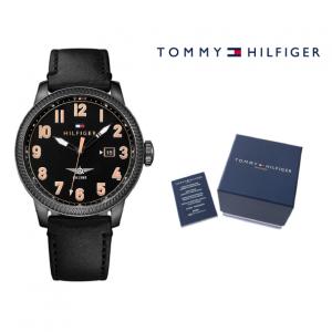 Relógio Tommy Hilfiger® Jasper Black | 5ATM