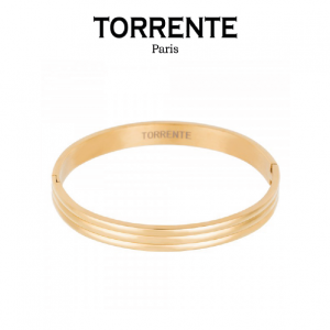 Torrente® Pulseira Urban Rush Gold