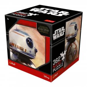 Star Wars | Puzzle BB-8 362 Pcs Nano Puzzle | Produto Licenciado