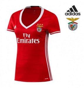 Adidas® Camisola Benfica Oficial Woman | Tecnologia Climalite