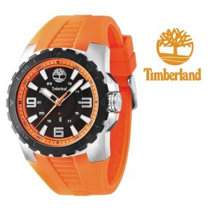Relógio Timberland® Orange/Black Dial | 5ATM