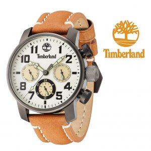 Relógio Timberland® Mascoma II Chronograph Cream | 5ATM - PORTES GRÁTIS
