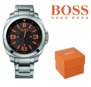Relógio Hugo Boss Orange® Brisbane Black Dial | 5ATM