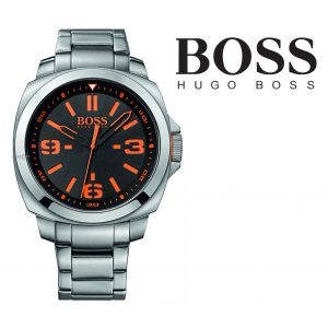 Relógio Hugo Boss Orange® Brisbane Black Dial | 5ATM