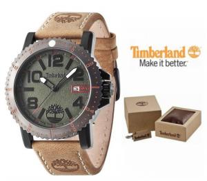 Relógio Timberland® Hyland Brown | 5ATM