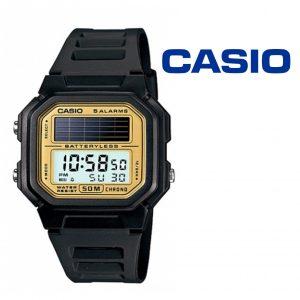 Relógio Casio®AL-190W-9AVDF Retro Gold