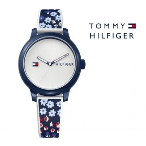 Relógio Tommy Hilfiger® Ashley Navy Flowers | 3ATM