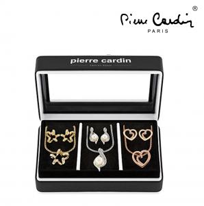 Conjunto Pierre Cardin®Triple Drem Gold | Rose Gold & Silver