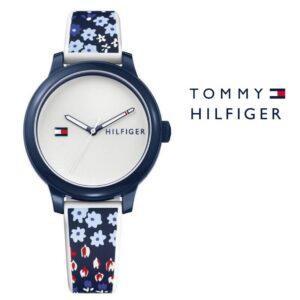 Relógio Tommy Hilfiger® Ashley Navy Flowers | 3ATM
