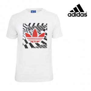 Adidas® T-Shirt Contrast