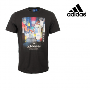 Adidas®T-Shirt Back Alley