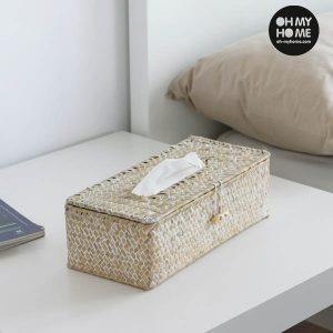Caixa Decorativa para Lenços by Homania